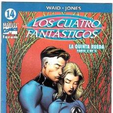 Cómics: LOS 4 FANTASTICOS - VOL V DEL 2004 - FORUM- FORMATO GRAPA - Nº 14. Lote 147113198