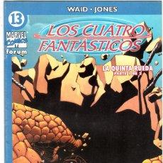 Cómics: LOS 4 FANTASTICOS - VOL V DEL 2004 - FORUM- FORMATO GRAPA - Nº 13. Lote 147113214