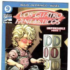 Cómics: LOS 4 FANTASTICOS - VOL V DEL 2004 - FORUM- FORMATO GRAPA - Nº 9. Lote 147113766