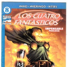 Cómics: LOS 4 FANTASTICOS - VOL V DEL 2004 - FORUM- FORMATO GRAPA - Nº 8. Lote 147113786