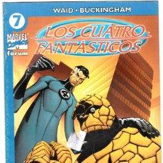 Cómics: LOS 4 FANTASTICOS - VOL V DEL 2004 - FORUM- FORMATO GRAPA - Nº 7. Lote 147113862