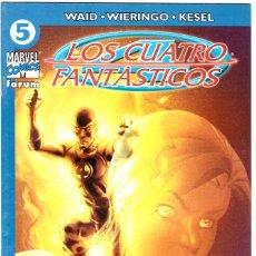 Cómics: LOS 4 FANTASTICOS - VOL V DEL 2004 - FORUM- FORMATO GRAPA - Nº 5. Lote 147114882