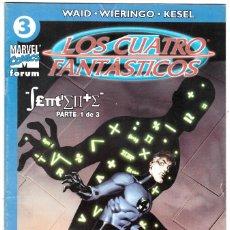 Cómics: LOS 4 FANTASTICOS - VOL V DEL 2004 - FORUM- FORMATO GRAPA - Nº 3. Lote 147114974
