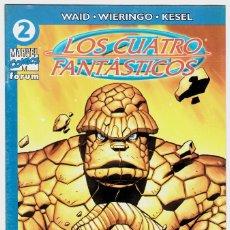 Cómics: LOS 4 FANTASTICOS - VOL V DEL 2004 - FORUM- FORMATO GRAPA - Nº 2. Lote 147115050