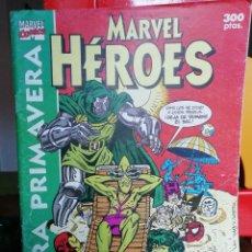 Cómics: MARVEL HEROES EXTRA PRIMAVERA. Lote 147138622