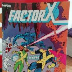 Cómics: FACTOR X 1. Lote 147180298
