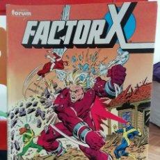 Cómics: FACTOR X 2. Lote 147180326
