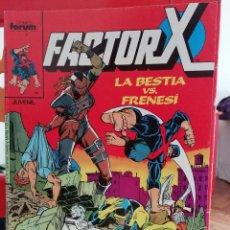 Cómics: FACTOR X 4. Lote 147180370