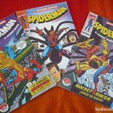 Cómics: SPIDERMAN SEGUNDA EDICION NºS 2, 3 Y 4 ( ROMITA CONWAY ) ¡BUEN ESTADO! FORUM MARVEL. Lote 147225982