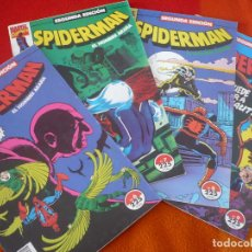 Cómics: SPIDERMAN SEGUNDA EDICION NºS 6, 7, 8 Y 9 ( ROMITA CONWAY ) ¡BUEN ESTADO! FORUM MARVEL. Lote 147226402