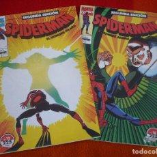Cómics: SPIDERMAN SEGUNDA EDICION NºS 12 Y 16 ( ROMITA STERN ) ¡BUEN ESTADO! FORUM MARVEL. Lote 147226554