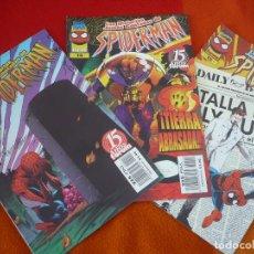Cómics: LAS HISTORIAS JAMAS CONTADAS DE SPIDERMAN NºS 13, 14 Y 15 ( BUSIEK ) ¡BUEN ESTADO! FORUM MARVEL. Lote 147227370