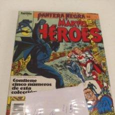 Cómics: MARVEL HEROES VOL.1 NUMS 41-42-43-44. RETAPADO. Lote 147281558