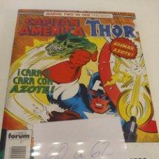 Comics: CAPITAN AMERICA - THOR VOL.1. NUMS. 60-61-62. Lote 147282826
