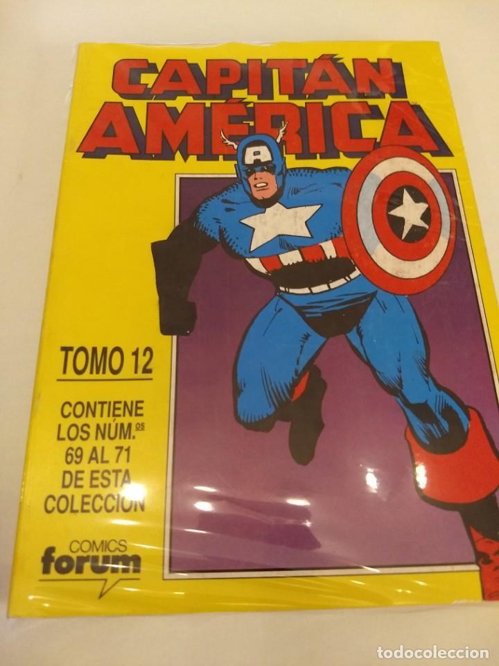 CAPITAN AMERICA - THOR VOL.1. NUMS. 69-70-71 (Tebeos y Comics - Forum - Retapados)