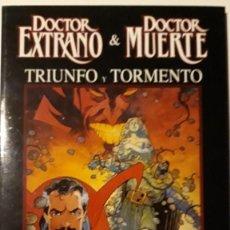 Cómics: DOCTOR EXTRAÑO - DOCTOR MUERTE: TRIUNFO Y TORMENTO, ROGER STERN / MICHAEL MIGNOLA. Lote 147290790