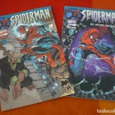 Cómics: SPIDERMAN EL HOMBRE ARAÑA VOL 6 NºS 5 Y 6 ( STRACZYNSKI ROMITA JR ) ¡MUY BUEN ESTADO! MARVEL FORUM . Lote 147293598