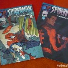 Cómics: SPIDERMAN EL HOMBRE ARAÑA VOL 6 NºS 7 Y 8 ( STRACZYNSKI ROMITA JR ) ¡MUY BUEN ESTADO! MARVEL FORUM . Lote 147293662