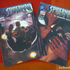 Cómics: SPIDERMAN EL HOMBRE ARAÑA VOL 6 NºS 9 Y 10 ( STRACZYNSKI ROMITA JR ) ¡MUY BUEN ESTADO! MARVEL FORUM . Lote 147294530