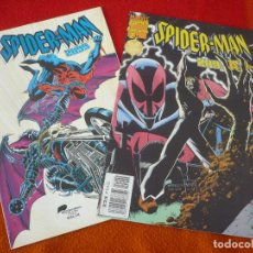 Cómics: SPIDERMAN 2099 VOL. 2 NºS 1 Y 2 ( PETER DAVID ) ¡BUEN ESTADO! MARVEL FORUM . Lote 147311850