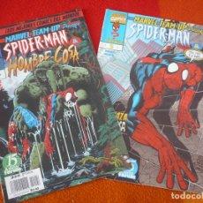 Cómics: SPIDERMAN MARVEL TEAM UP NºS 4 Y 5 ( PETER ) ¡BUEN ESTADO! MARVEL FORUM . Lote 147312486