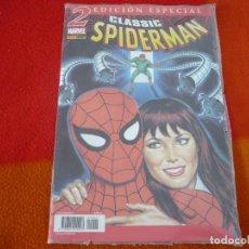 Cómics: CLASSIC SPIDERMAN Nº 2 EDICION ESPECIAL ¡MUY BUEN ESTADO! MARVEL FORUM . Lote 147313022