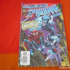 Cómics: SPIDERMAN UNLIMITED Nº 1 MARVEL FORUM CON LA GATA NEGRA. Lote 147313394