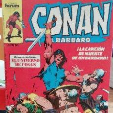 Cómics: CONAN EL BARBARO 99. Lote 147330506