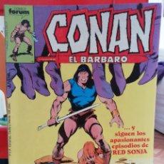 Cómics: CONAN EL BARBARO 102. Lote 147330538