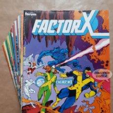 Cómics: FACTOR X VOL 1 - 1 A 35 - FORUM - MARVEL - JMV. Lote 147363082