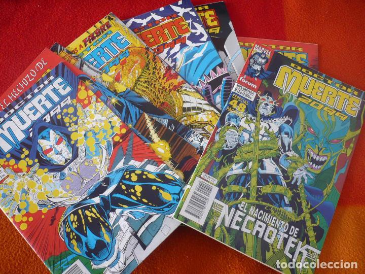 DOCTOR MUERTE 2099 2 AL 12 CASI COMPLETA ¡MUY BUEN ESTADO! FORUM MARVEL (Comics und Tebeos - Forum - Andere Forum)