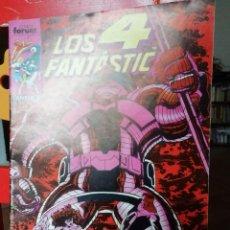 Cómics: LOS 4 FANTASTICOS 46. Lote 147479054