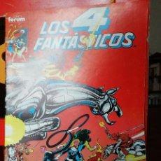 Cómics: LOS 4 FANTASTICOS 47. Lote 147479094