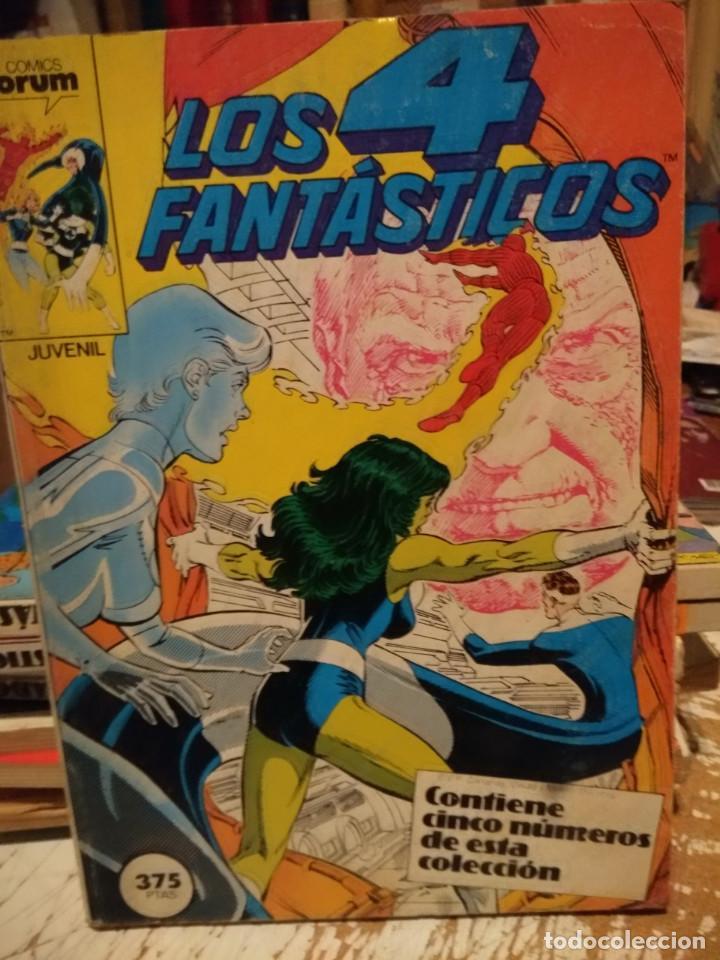 LOS VENGADORES (COMICS FORUM / CONTIENE CINCO NUMEROS : 66 Y SIGUIENTES ) (Tebeos y Comics - Forum - Retapados)