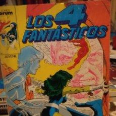 Cómics: LOS VENGADORES (COMICS FORUM / CONTIENE CINCO NUMEROS : 66 Y SIGUIENTES ) . Lote 147528686
