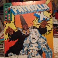 Cómics: PATRULLA X (COMICS FORUM / CONTIENE CINCO NUMEROS : 37 Y SIGUIENTES ) . Lote 147529318