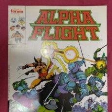 Cómics: ALPHA FLIGHT. Nº 33. FORUM. Lote 147543198