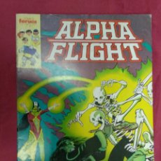 Cómics: ALPHA FLIGHT. Nº 34. FORUM. Lote 147543238