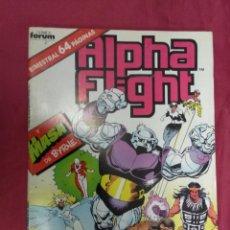 Cómics: ALPHA FLIGHT. Nº 35. FORUM. Lote 147543330