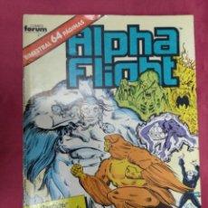 Cómics: ALPHA FLIGHT. Nº 36. FORUM. Lote 147543390