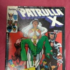 Cómics: LA PATRULLA X. ESPECIAL VACACIONES. FORUM. Lote 147546054