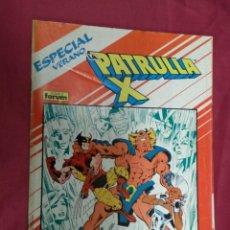 Cómics: LA PATRULLA X. ESPECIAL VERANO. FORUM. Lote 147546190