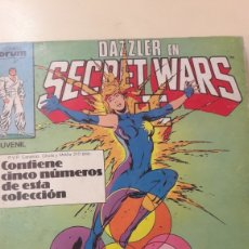 Cómics: SECRET WARS FORUM M 26.27..28.29.30. Lote 147563773