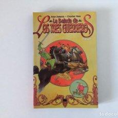 Cómics: LA BALADA DE LOS TRES GUERREROS DE ALAN ZELENETZ Y CHARLES VESS. FORUM.. Lote 147579510