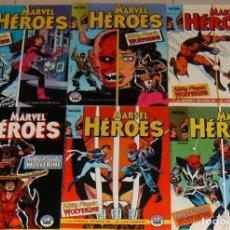 Cómics: MARVEL HEROES FORUM- NUMEROS 1-2-3-4-5 Y 6 - KITTY PRYDE Y LOBEZNO COMPLETA.. Lote 147584754