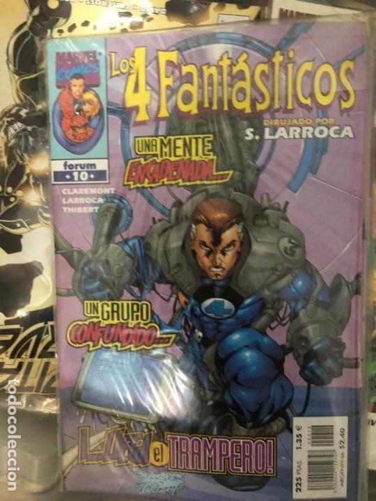 Cómics: 4 Fantásticos V2 1-34 - Foto 2 - 147602750