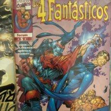 Cómics: 4 FANTÁSTICOS V2 1-34. Lote 147602750