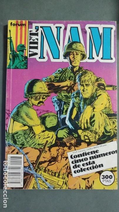 VIETNAM TOMO RETAPADO DEL 11 AL 15 ESTADO BUENO MIRE MIS OTROS ARTICULOS (Tebeos y Comics - Forum - Retapados)