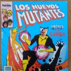 Cómics: LOS NUEVOS MUTANTES Nº 37 - FORUM - BUEN ESTADO. Lote 147601924