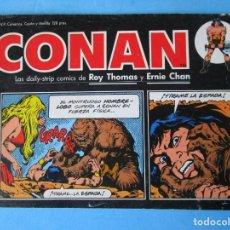Cómics: CONAN TIRAS PRENSA NUMERO 08. Lote 147708058